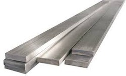 Stainless Steel Flat Bar, Size: 16 to 130 mm