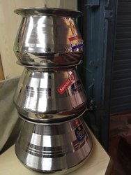 Stainless Steel Kitchenware In Bengaluru Karnataka Get