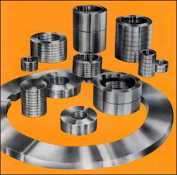 Rotary Shear Knives for Metal Slitting & Trimming