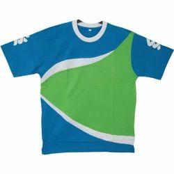 Round Neck Fancy T-Shirt
