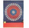 Kali Mandala Hippie Tapestry