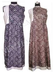 Rayon Formal Wear Long Maxi kurti, Machine wash