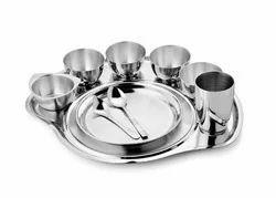 Stainless Steel Dinnerware  sc 1 st  IndiaMART & Stainless Steel Dinnerware in Moradabad Uttar Pradesh   SS ...