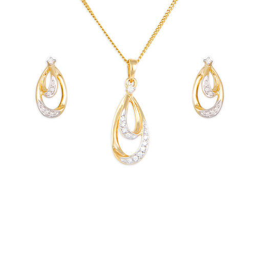 Tanishq yellow gold pendant set titan company limited hosur id tanishq yellow gold pendant set aloadofball Gallery