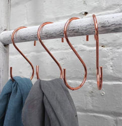 Copper Clothing Hangers