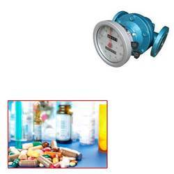 Oval Gear Flow Meters for Pharmaceutical