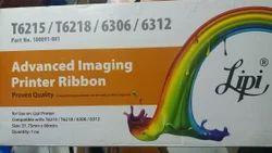 Lipi T6215/T6218//6306/6312 Ribbons Cartridge