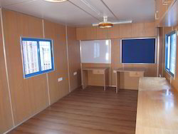 Modular Prefabricated Site Office Cabin