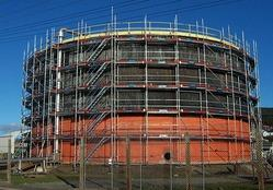 Aluminum Scaffolding For Tanks
