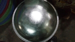 Steel Cement Bowls