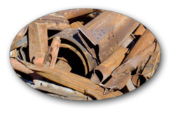 Heavy Melting Steel Scraps & Re Rollables