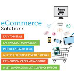 E Commerce Website Development Service