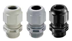 Weather Proof Cable Gland- Poly Amide