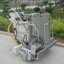 Automatic Convex Road Marking Machine, Capacity: 10 to 15 km
