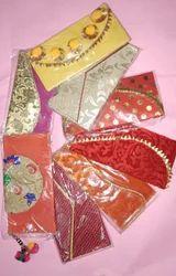 Multicolor Handicraft Cloth Envelopes
