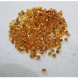 Natural Golden Citrine Gemstone