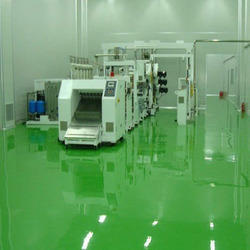 Industrial Epoxy Floor Coating Service