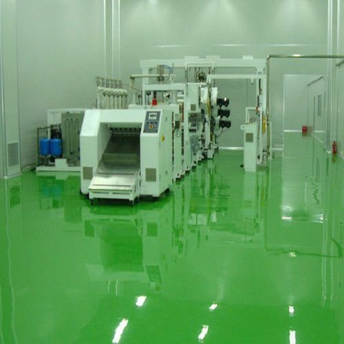 Epoxy Floor Coating - Self Leveling Mortar Floor Coating Manufacturer from Chennai