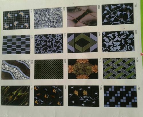 8 X 12 Tiles