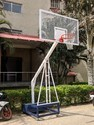 Movable Basketball Poles