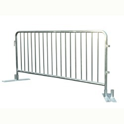 Metal Crowd Control Barrier