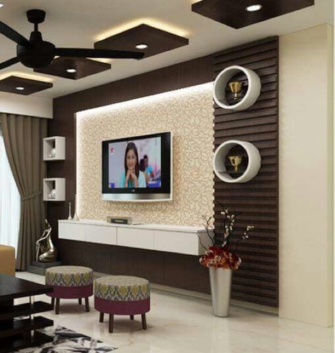 Tv Cabinet Bedroom Designing Services Manufacturer From Bengaluru Interior Design Hall Furniture