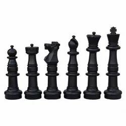 Giant Garden Chess Set