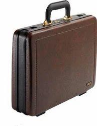 VIP Ebt Briefcase Md Dark Tan