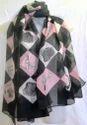 Printed Polyester Bufandas