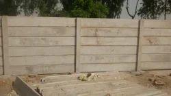 Readymade RCC Precast Compound Wall