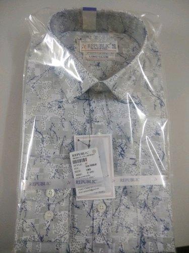 Male Linen Shirt