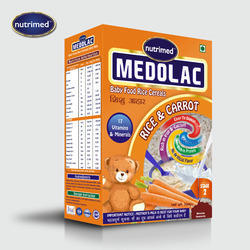 Medolac Baby Food Cereals, Pack Size: 300 gm