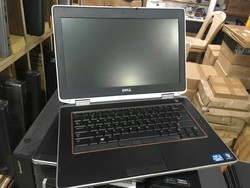 Silver Dell Second Hand Laptop, Memory Size: 4gb/8gb