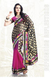 Indian Designer Saree - W55