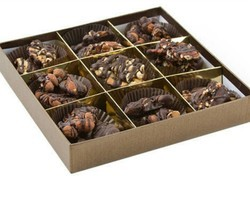 Almond Cluster Chocolate