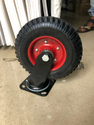 Rubber Caster Wheel