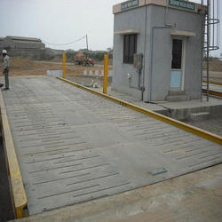 Unmanned In Motion Weighbridge