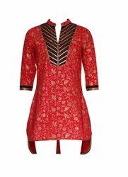 Daisy Ethnic Short Tunic EGT010A