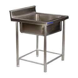Stainless Steel Single Unit Sink