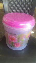 Plastic  multipurpose containers Set 5kg 7kg 10kg