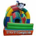 Cave Slide Bouncy Castle
