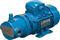 8 Bar Rotary Trochoidal Gear Pump, Max Flow Rate: 40 Lpm