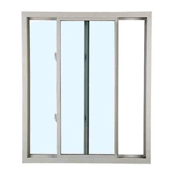 UPVC Double Sliding Window