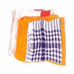Multicolor Cotton Kitchen Textiles