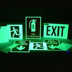 Luminescent Signage