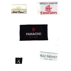 Computerised Woven Labels