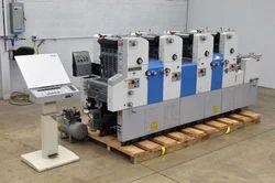 Garment label PRINTING MACHINE 2003 Ryobi 3304 HA Offset Printing Machinery