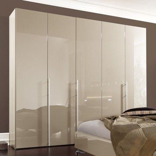 huge selection of a8675 545f8 High Gloss Wardrobe