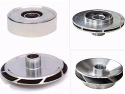 Stainless Steel Centrifugal Pump Impeller Casting