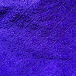 Net Dyed Jacquard Fabric